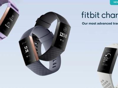 Fitbit unveils Charge 3 w/ new aluminum design, 7-day battery life, more