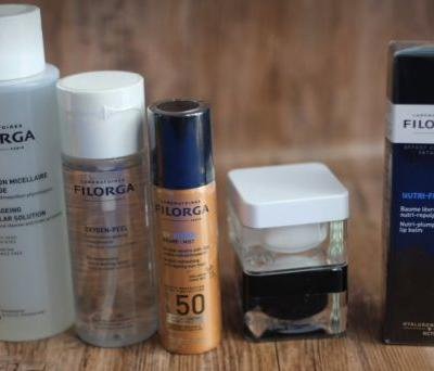 6 Things I tried from Filorga! Skincare Review!