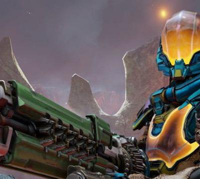 Quake Champions Now Free-To-Play