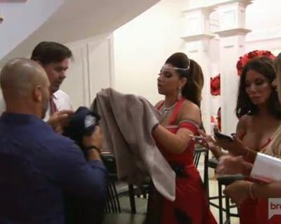 Real Housewives Of New Jersey Recap: Seeing Red