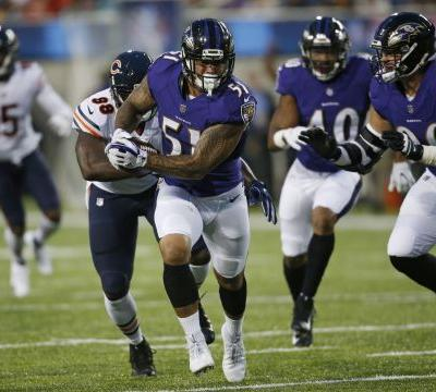 Ravens beat Bears in Hall of Fame Game