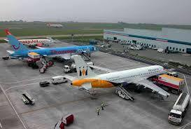 More than 2.4 million passengers availed the Liverpool airport