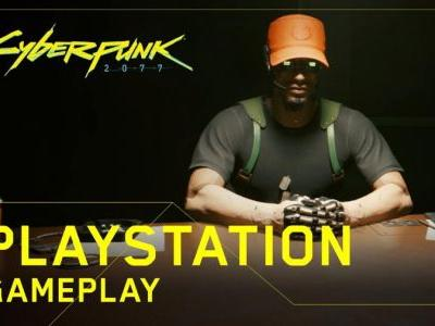 Cyberpunk 2077 PlayStation Gameplay Released