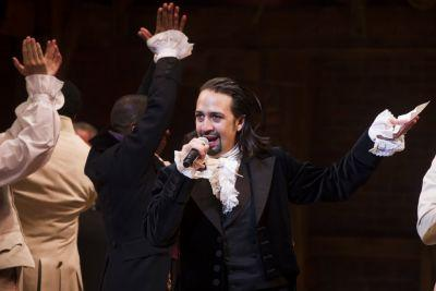 With his Oscar nomination, Lin-Manuel Miranda is on the brink of an EGOT