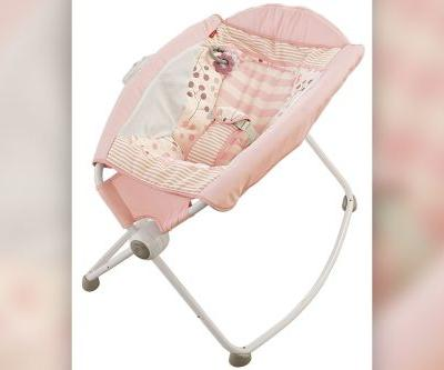 Doctors Urge Recall of Fisher Price Sleeper Seat
