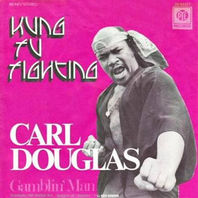 "The Number Ones: Carl Douglas' ""Kung Fu Fighting"""