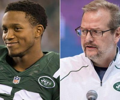 Darron Lee deletes happy tweet after Mike Maccagnan firing