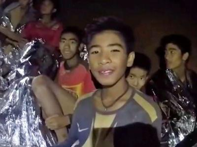 The trapped Thai soccer team wrote hopeful letters to their parents asking for fried chicken and BBQ - as time runs out to save them