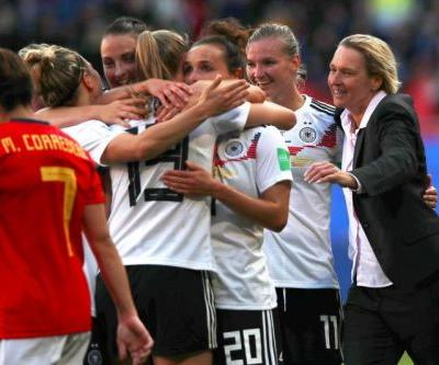 Watch: Spain mistake leads Germany to win at Women's World Cup