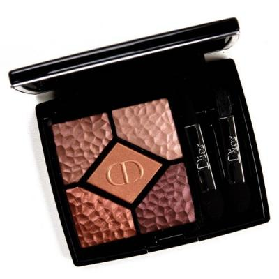 Dior Terra (786) Eyeshadow Palette Review & Swatches