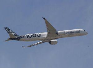 Boeing beats Airbus in order race at Paris show