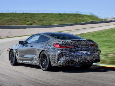BMW M8 Ready To Take On Porsche Turbo