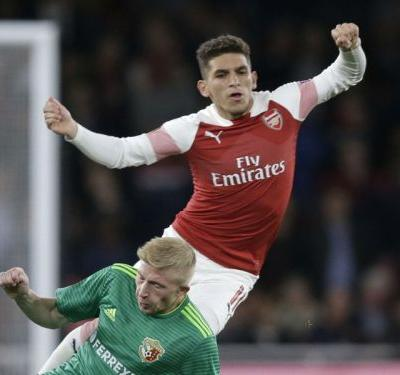 Torreira impresses for Arsenal but leaves with knock