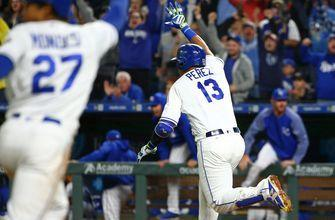 WATCH: Mondesi and Perez star in Royals' walk-off win