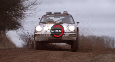 This German Doctor Owns And Races Porsche 911 Safaris