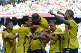 Sweden with chance to take out another big name: Germany