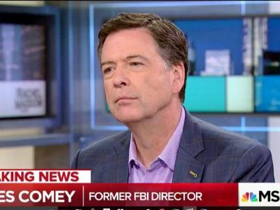4 Stunning Takeaways From Comey's Memos About His Conversations With Trump