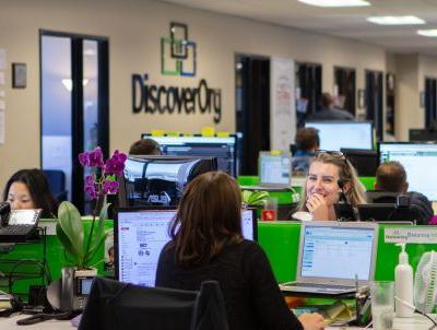 ZoomInfo Bought by Washington Marketing Tech Firm DiscoverOrg