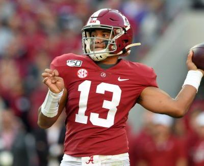 NFL mock draft: Will the Chargers trade up for Tua Tagovailoa?