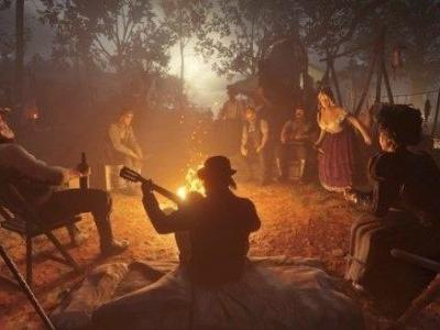 Red Dead Redemption 2 Soundtrack Moseys on Over This Spring