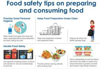 NEA and AVA step up food safety checks during festive season