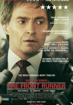Trailer and Poster of The Front Runner starring Hugh Jackman
