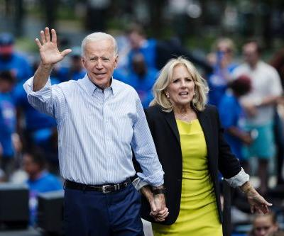 Joe and Jill Biden have made $15M since leaving White House