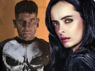 Why Punisher & Jessica Jones Haven't Been Canceled