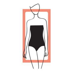 Flatter Your Figure: The Rectangle Body Shape