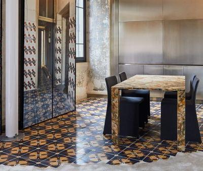 Inside the new Jean Nouvel-designed concept hotel, Rooms of Rome