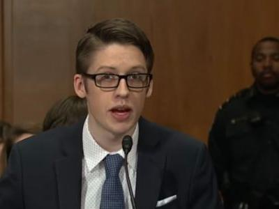 Teen Who Defied Parents To Get Vaccinated Testifies Before Congress