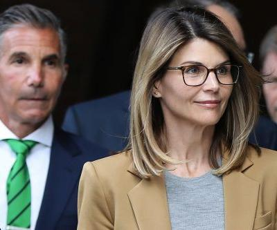 Lori Loughlin and husband indicted in college admissions scam