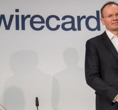 Wirecard pops almost 30% as its former CEO is arrested in connection with the company's $2.2 billion accounting scandal