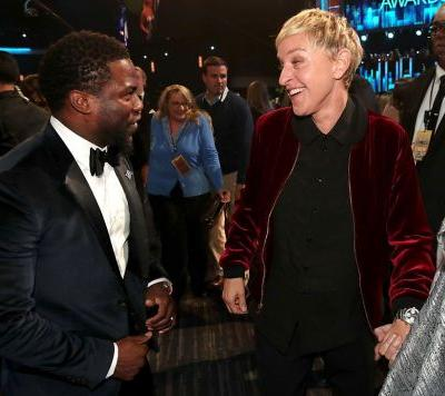 After Homophobic Tweets, Kevin Hart Could Still Host Oscars