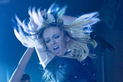 'Britney Ever After' star recalls biopic's most traumatic scene