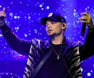 Kane Brown sings song about wife on 'GMA,' announces Jason Aldean tour