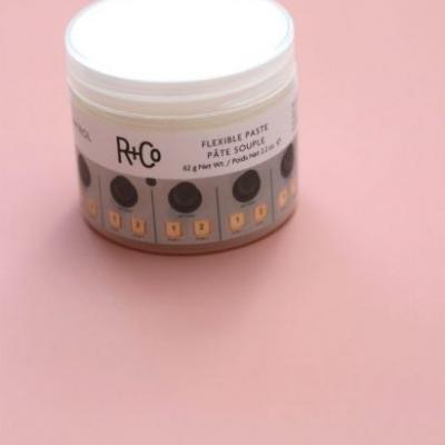 R+Co Control Flexible Paste for Styles That Hold Tight But Never Feel Stiff