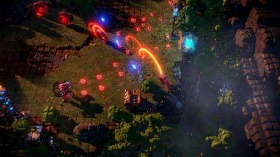 Nex Machina, The New Game From The Makers Of Alienation and Resogun, is Out Now; New Trailer Out