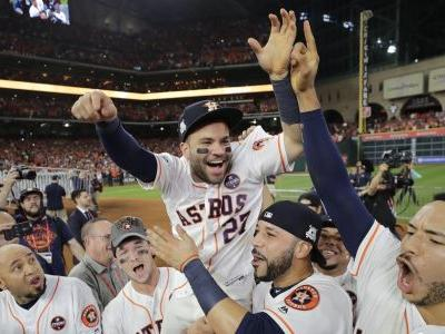 Houston Astros blank New York Yankees in Game 7 of ALCS, advance to World Series