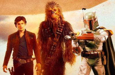 So, Is Boba Fett in Solo: A Star Wars Story?There were rumors