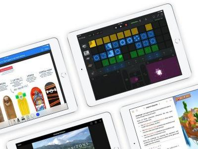 Report: Updated $329 iPad to retain Touch ID and headphone jack