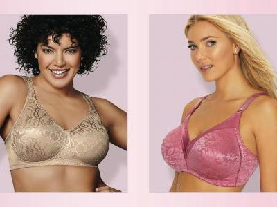 The 7 Most Comfortable Wireless Bras