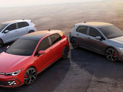 New VW Golf 8 GTI, GTD and GTE Revealed