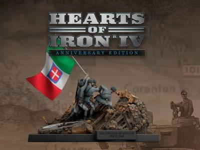 Hearts of Iron IV celebrates one million sales with Anniversary Edition and new expansion