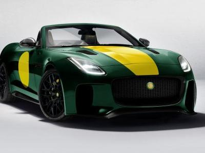 The Lister LFT-C Is The F-Type's 205mph, 666bhp Soft-Top Cousin