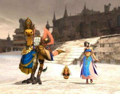 Final Fantasy XIV Interface Overhaul Coming in Patch 4.1