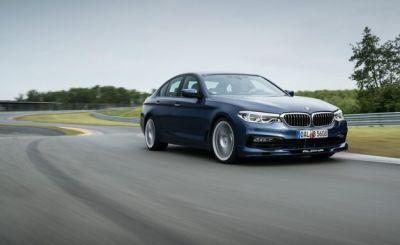 2018 BMW Alpina B5 First Drive: Polished Performer