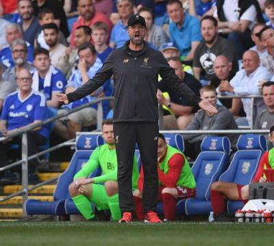 Klopp responds to Guardiola: 'Only one team will be champion'