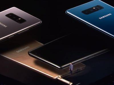 How to SIM unlock the Samsung Galaxy Note 8