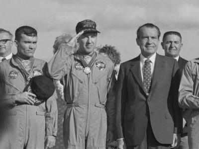 This Day In History: Apollo 13 Launches From Cape Canaveral